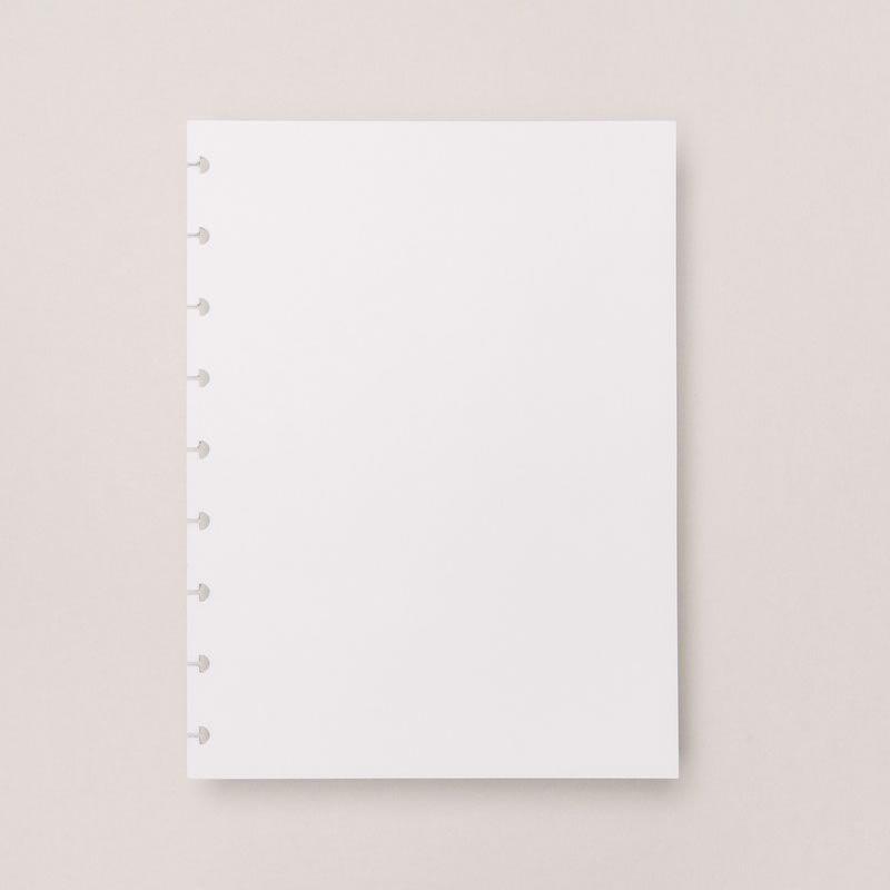 Refil Caderno Inteligente Médio Folhas Liso 120G CIRM3002 27322