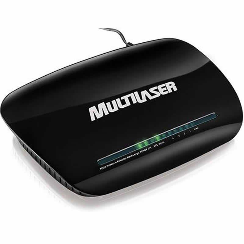 Roteador Multilaser N 150 Mbps Preto RE024 17929