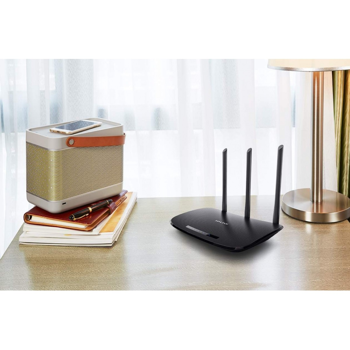 Roteador Wireless N 450Mbps Tl-WR940N TP-Link 25108