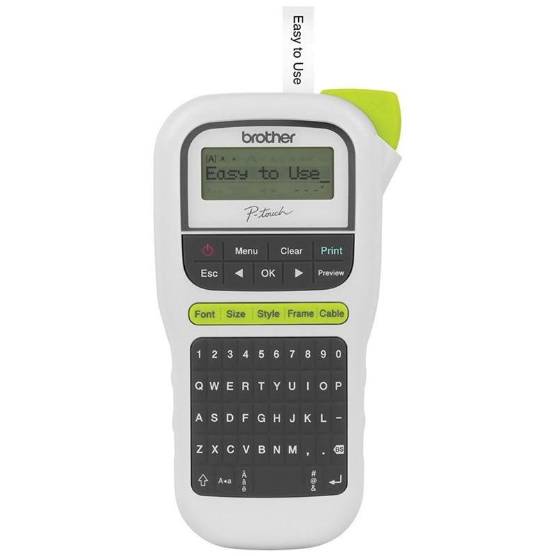 Rotulador Brother Eletrônico PT-H110 27525