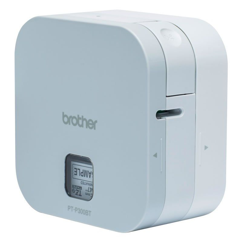 Rotulador Eletrônico Movel Cube PTP300BT Brother 25976