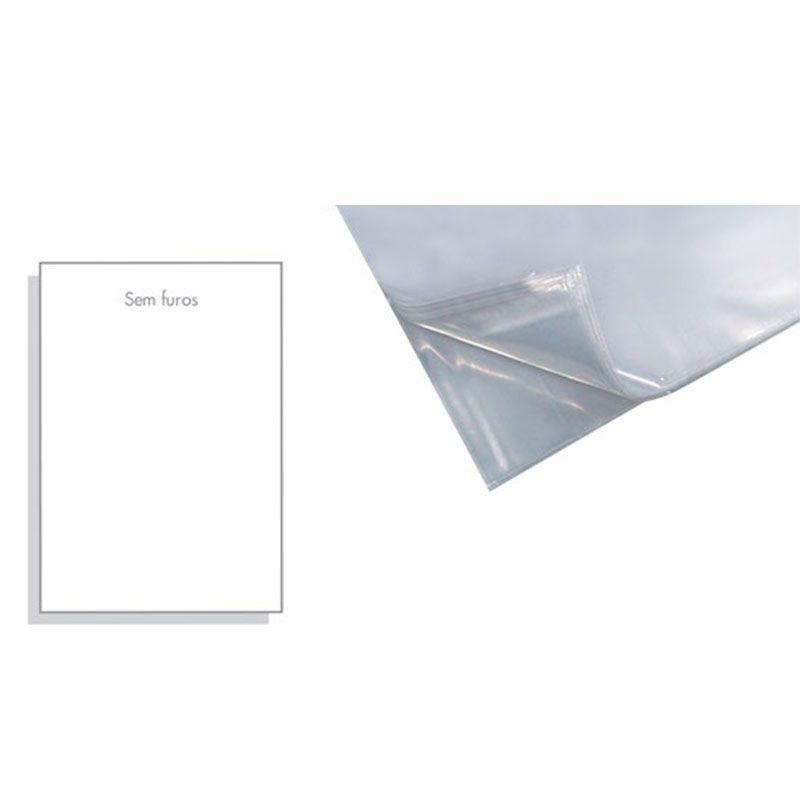Saco Plástico ACP 0.15 Sem Furo A4 (230X310) 100 UN Mg15/100Sf A4 03342