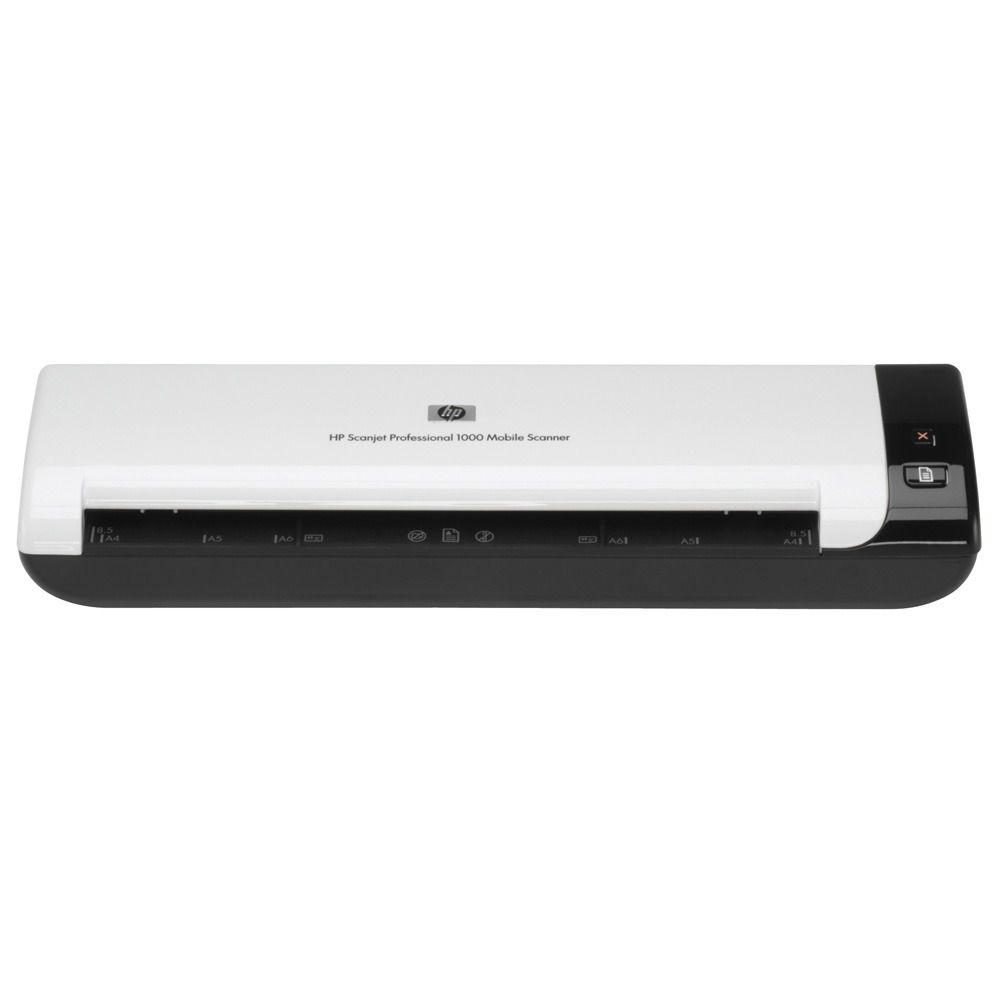 Scanner HP 1000 Scanjet Professional Portatil Mobile L2722A 15807