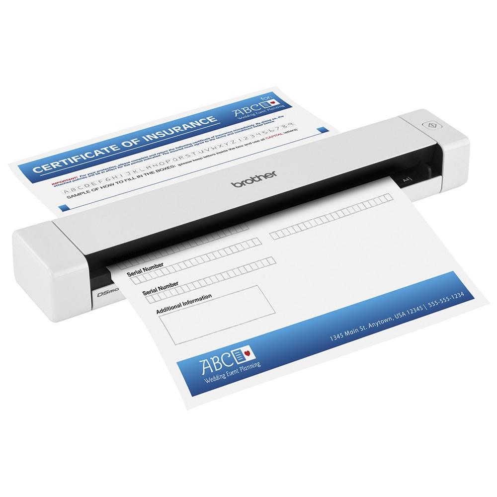 Scanner Portátil DS-620 Brother 24492