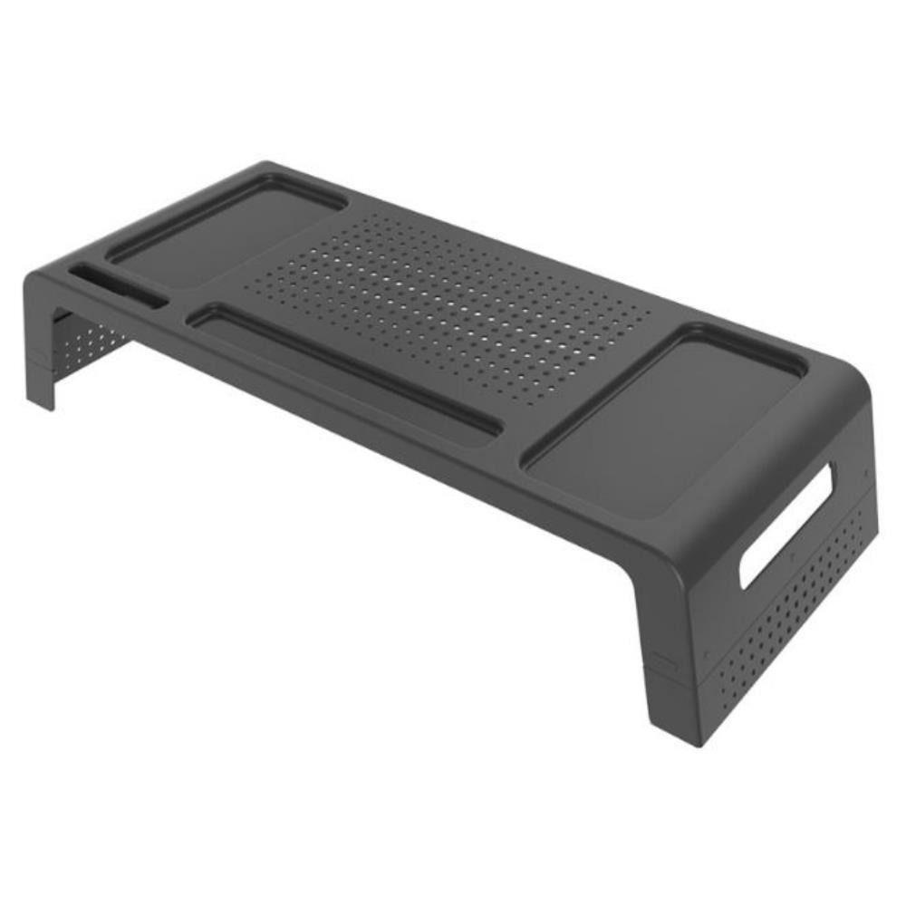 Suporte Para Monitor e Notebook Waleu Prime Preto 10090012 28894