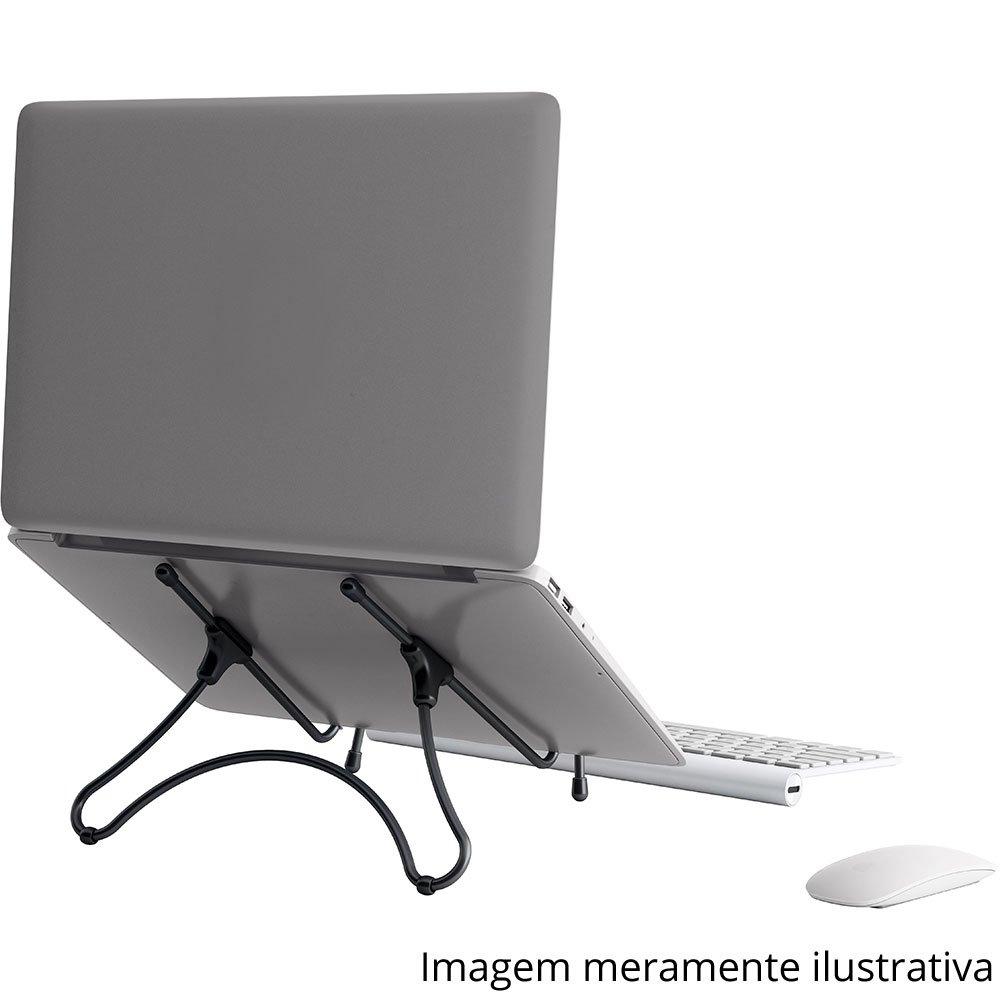 Suporte Para Notebook Uptable Octoo Preto 29562