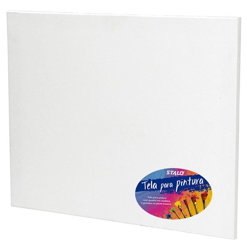Tela para Pintura Stalo 18X24 9499 14294
