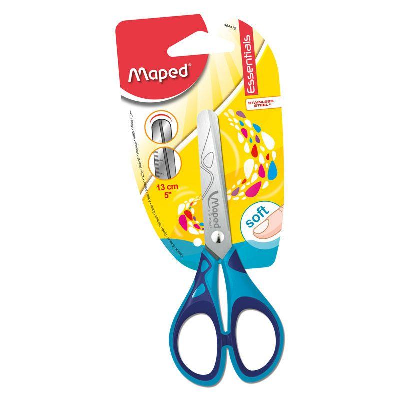 Tesoura Escolar 13Cm Essentials 464210 Maped 23783