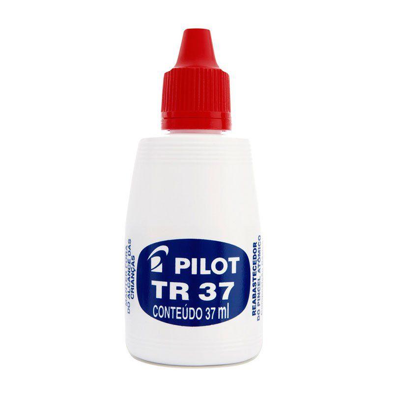 Tinta para Pincel Atômico Vermelho 37Ml Pilot 02859