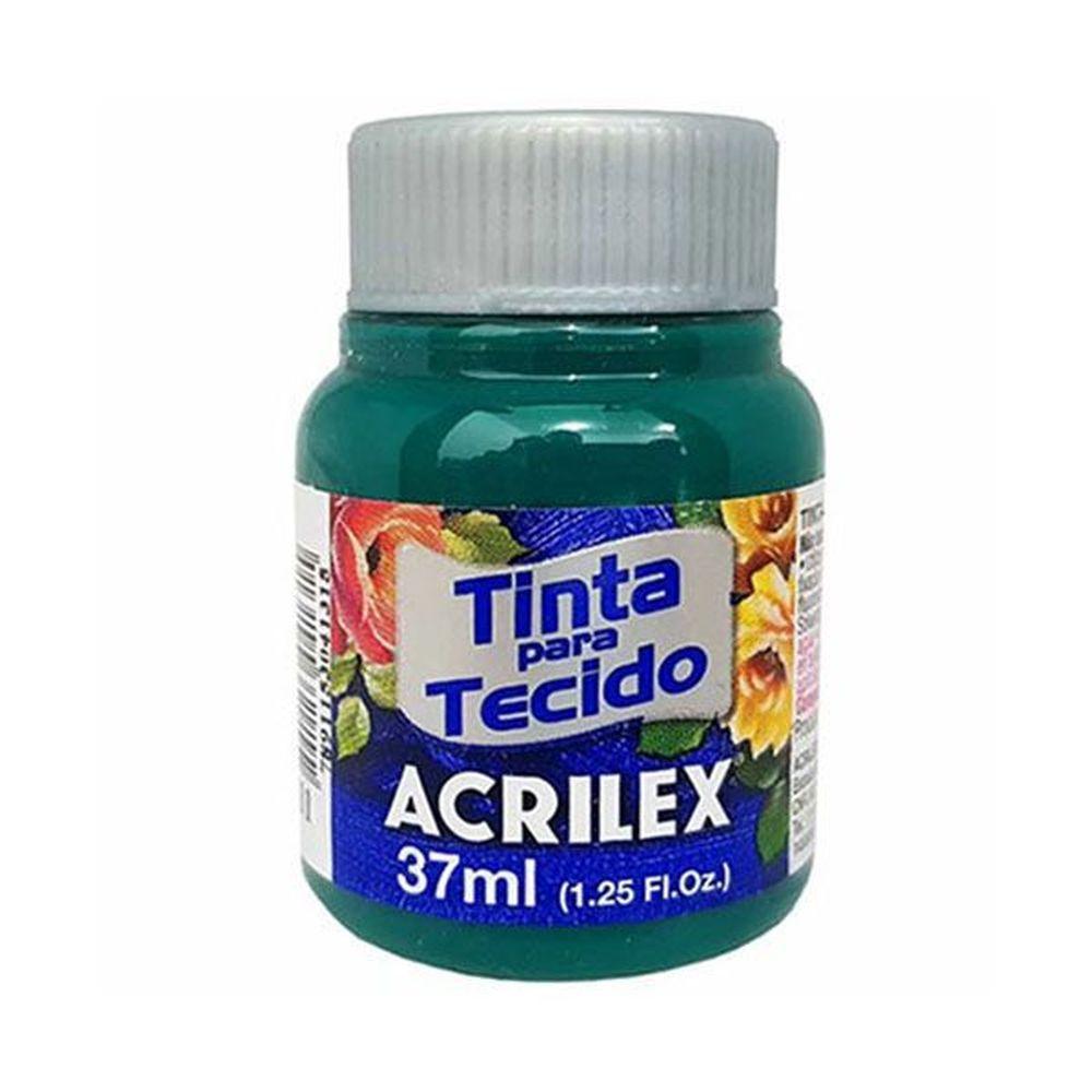 Tinta Tecido Acrilex 37ml Verde Bandeira 511 04140 03984
