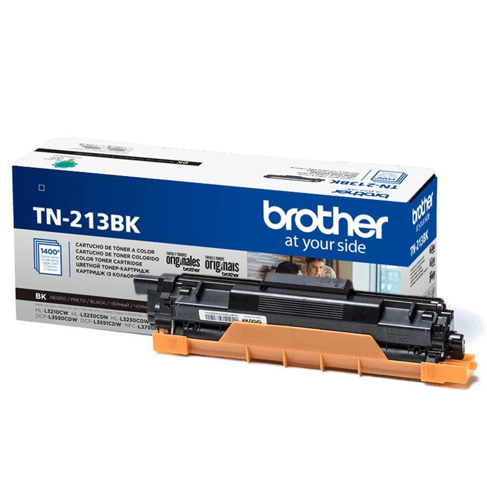 Toner Brother TN 213BKBR Preto 27990