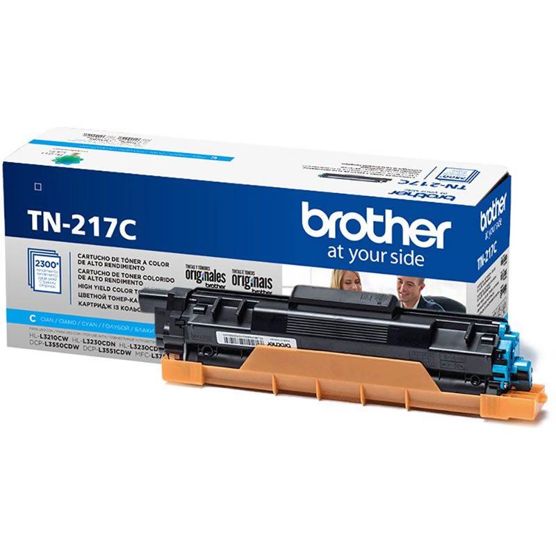 Toner Brother TN-217CBR Ciano 26852