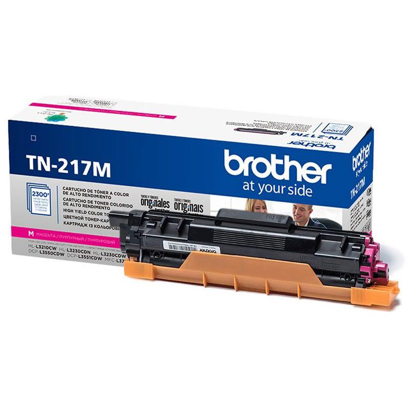 Toner Brother TN-217MBR Magenta 26853