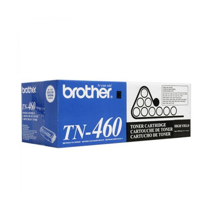 Toner Brother TN 460 Preto 02680
