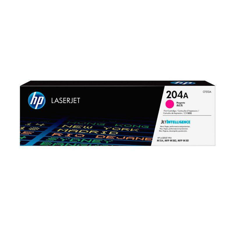 Toner HP 204A Magenta Laserjet Original (CF513A) 25637