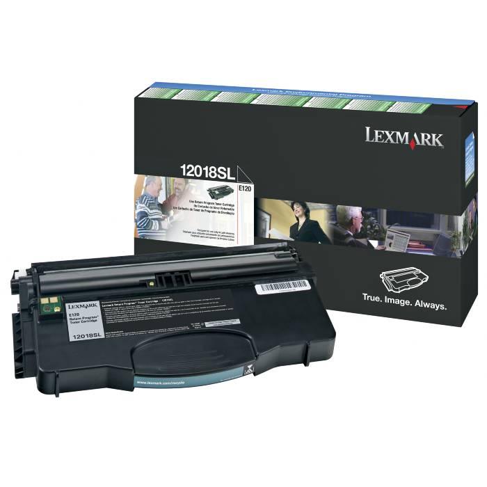 Toner Lexmark 12018Sl Preto 08958
