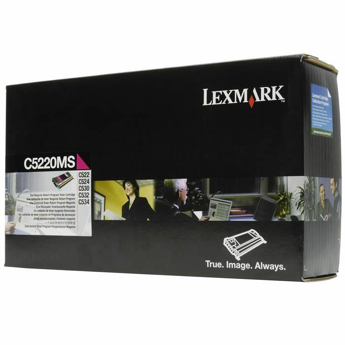 Toner Lexmark C5220Ms Magenta 09130