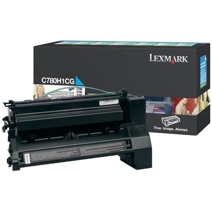 Toner Lexmark C780H1Cg Ciano 13656
