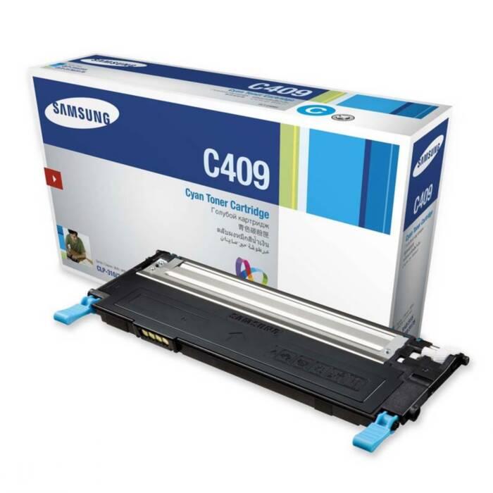 Toner Samsung CLT-C409S Ciano 16433