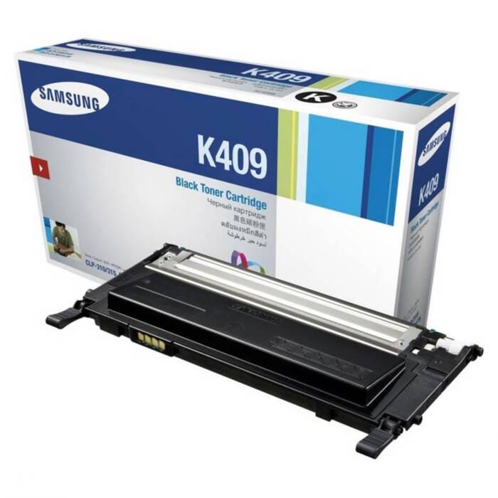 Toner Samsung CLT-K409S Preto 16434
