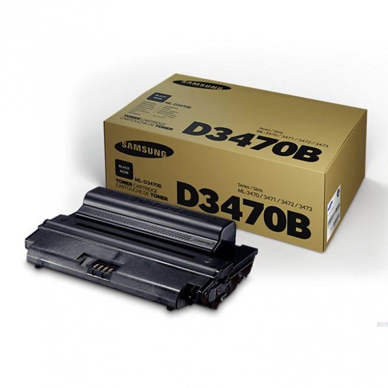Toner Samsung ML-D3470B Preto 17013