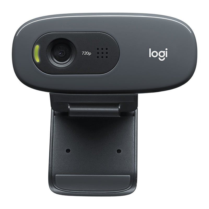 WebCam Logitech C270 HD 720p 3MP 15744