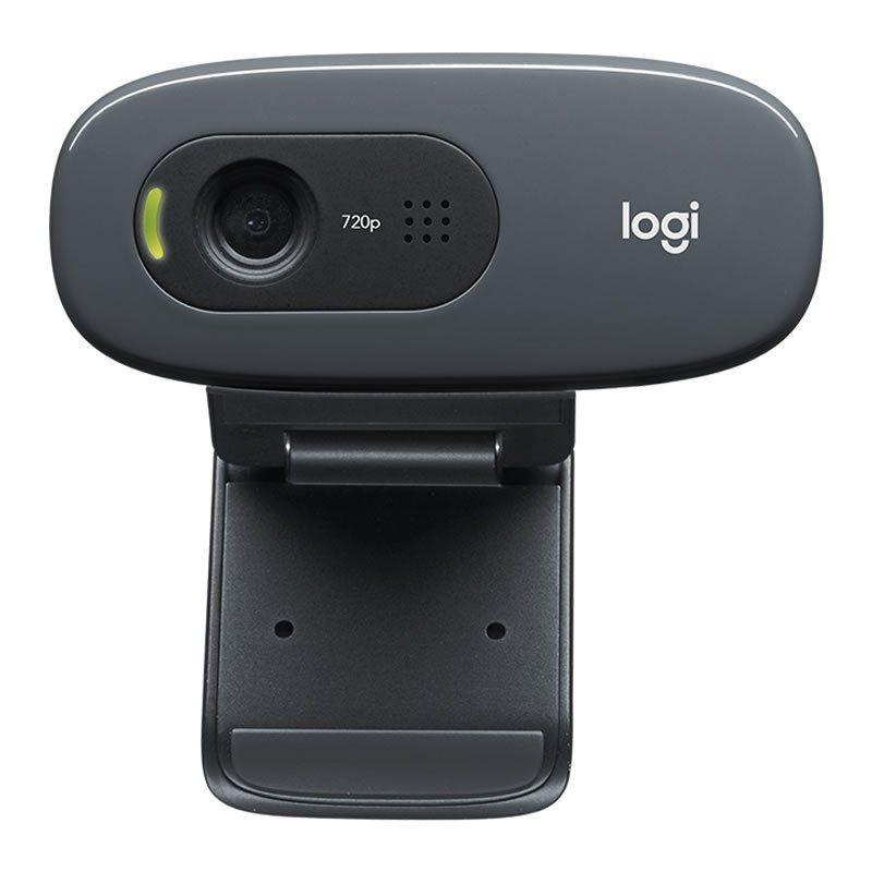 WebCam Logitech C270 HD 720p 3MP 15744