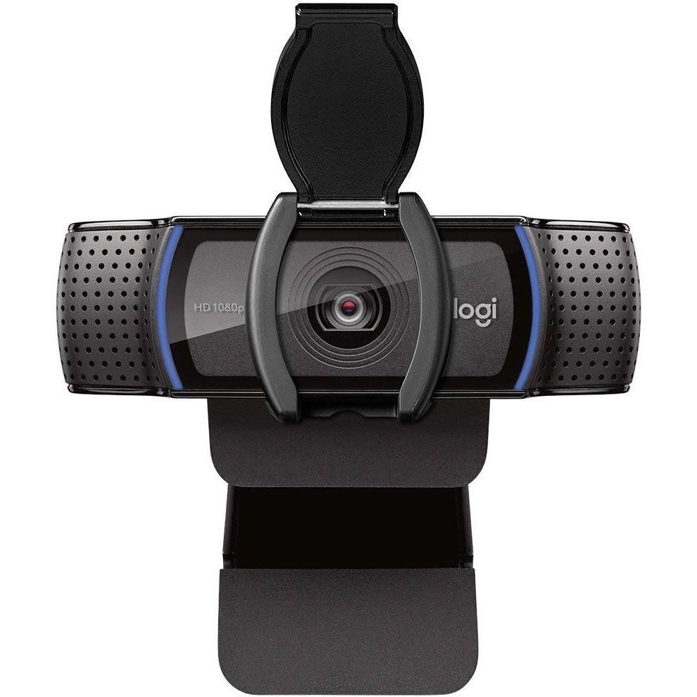 WebCam Logitech C920S Full HD Pro 1080P 27942