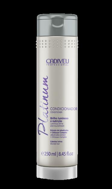 Platinum Condicionador 250 ml