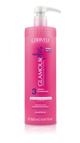 Glamour Plus - Máscara de Tratamento Capilar 500ml  - Cadiveu Professional