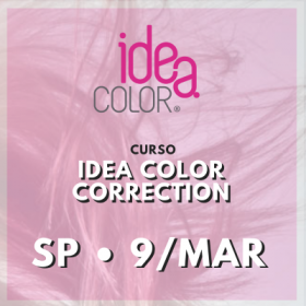 Curso IDEA COLOR CORRECTION