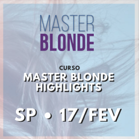 Curso MASTER BLONDE HIGHLIGHTS