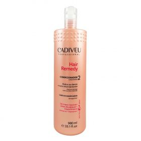 Hair Remedy - Condicionador Lavatório 980ml - Cadiveu Professional