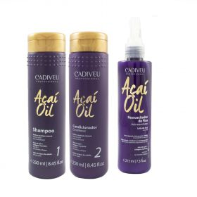 Kit Açaí Oil II - Cadiveu Professional