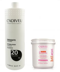 Kit Buriti Mechas Cadiveu Professional