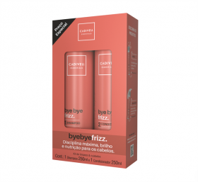 Imagem do produto: Kit Bye Bye Frizz - Shampoo + Condicionador 250ml