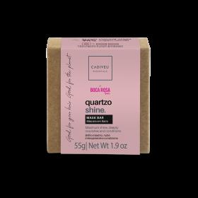 Imagem do produto: Mascara em Barra 55g - Quartzo Shine By Boca Rosa