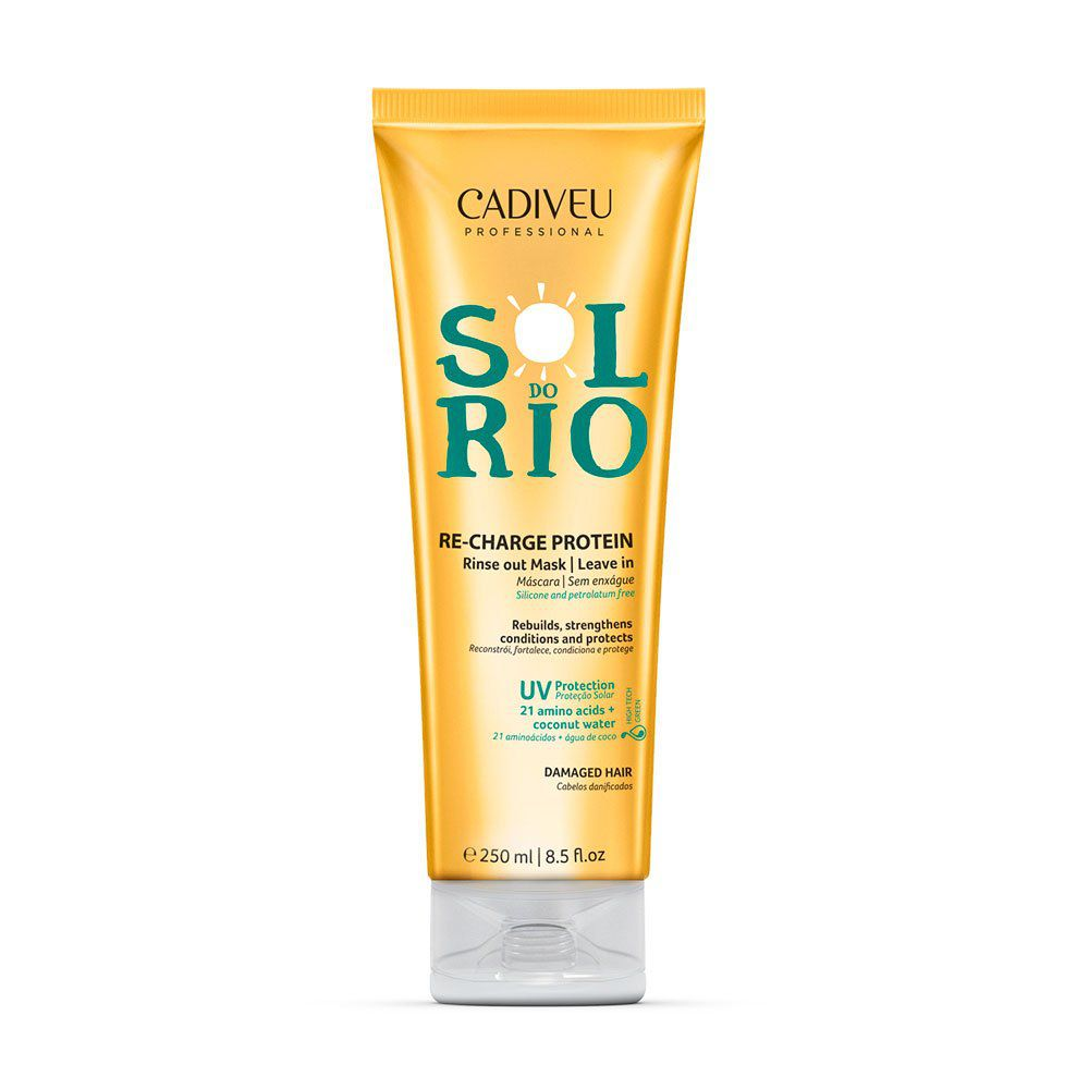 Sol do Rio  Re-Charge Protein 250 ml