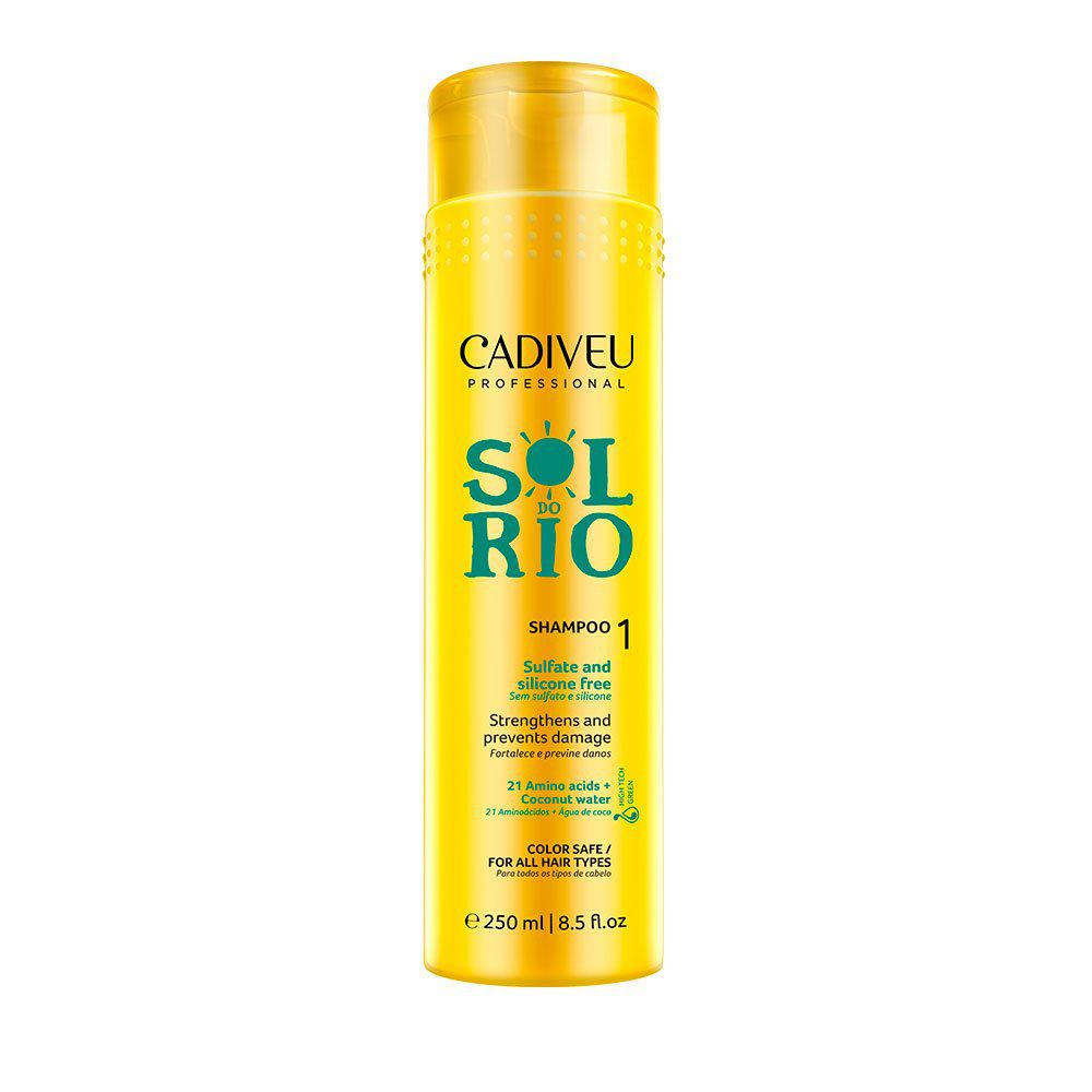 Sol do Rio - Shampoo 250ml