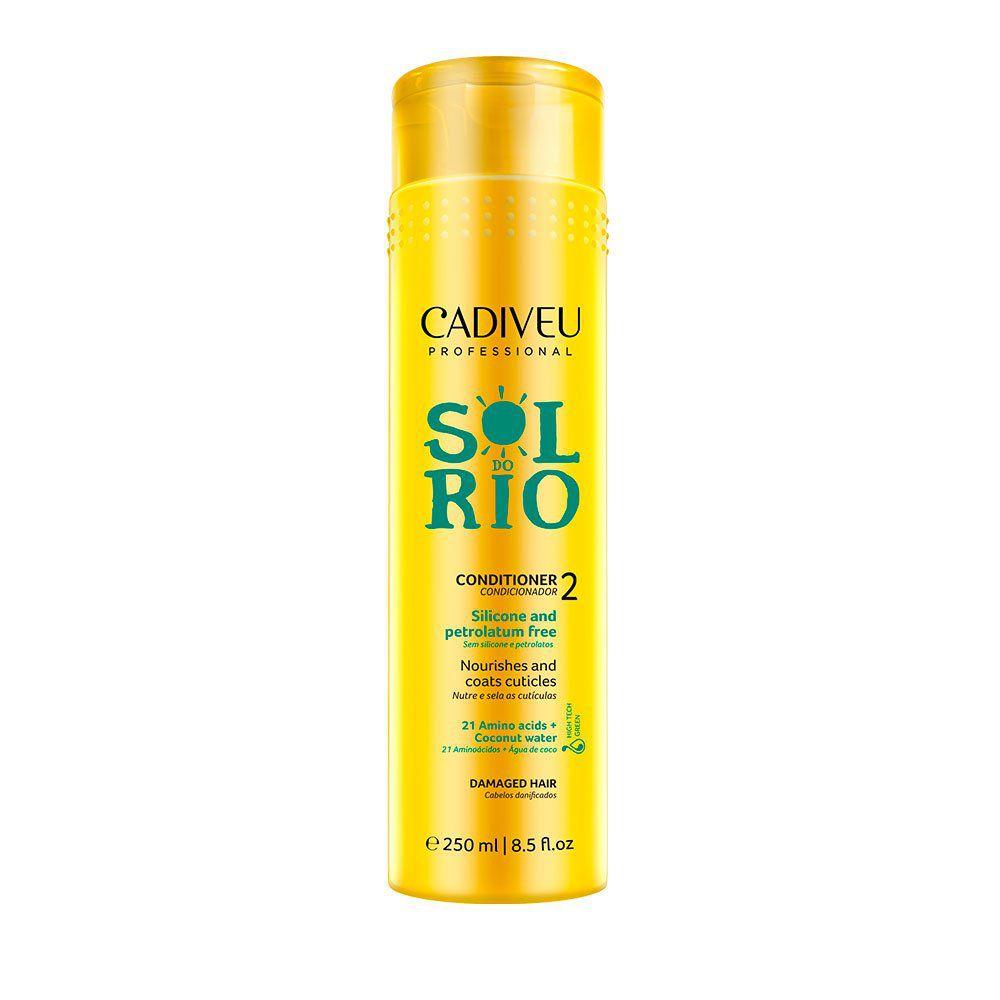 Sol do Rio - Condicionador 250ml