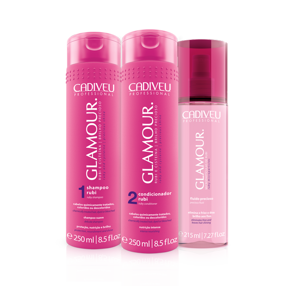 Glamour - Kit Home Care
