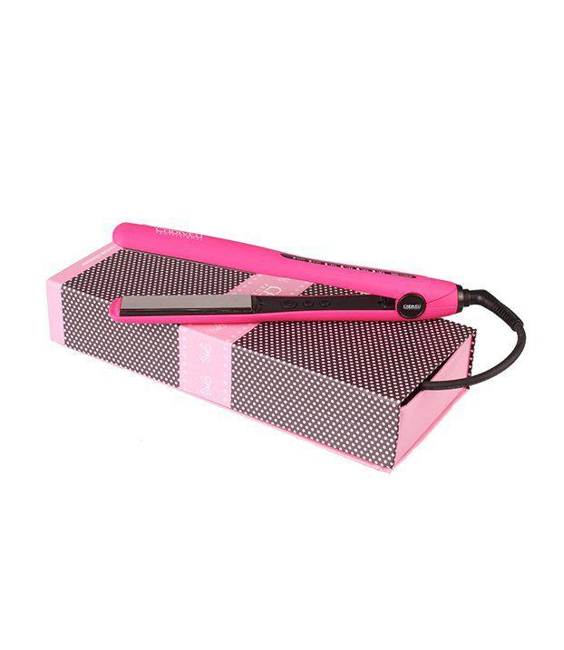Prancha Pink Styler Titânio