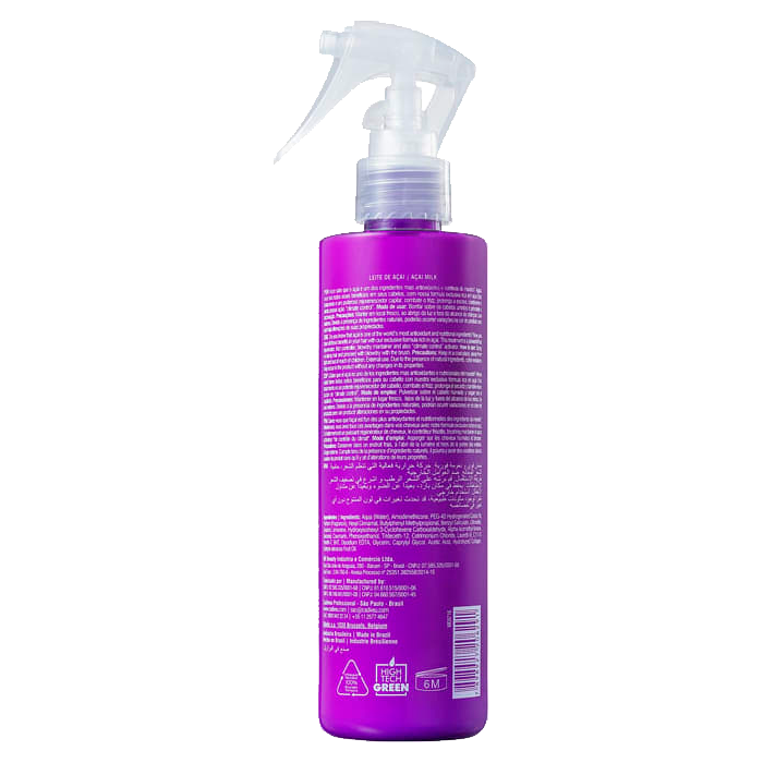 Açaí Oil - Leite de Açaí 200 ml