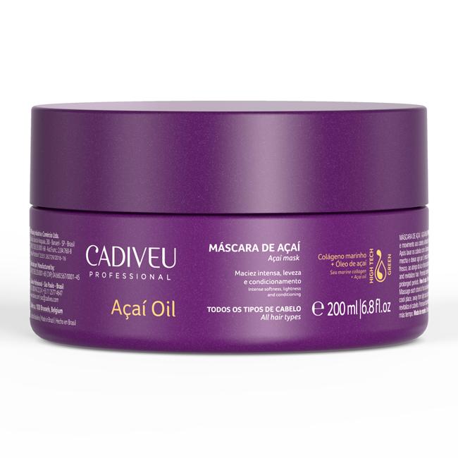 Açaí Oil - Máscara de Açaí 200 g