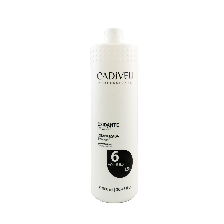 Água Oxigenada (OX Oxidante 6 Volumes - 900ML) - Cadiveu Professional