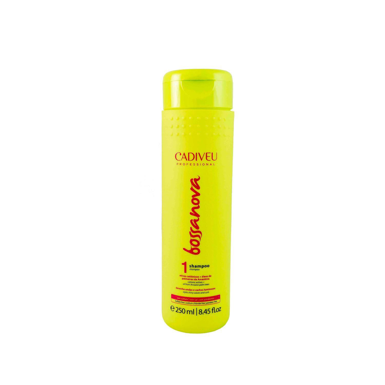Bossa Nova - Shampoo 250ml - Cadiveu Professional