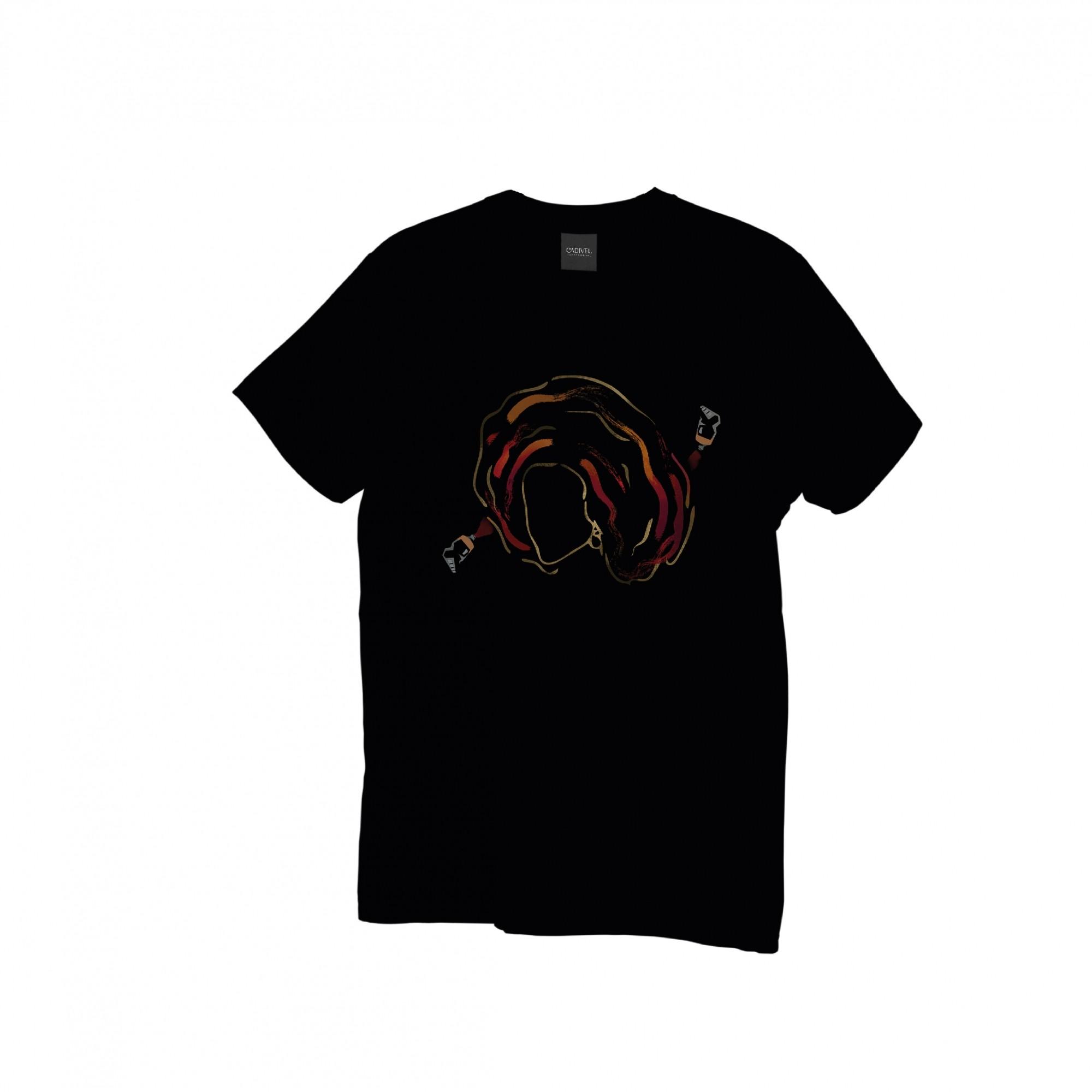 Camiseta Masculina Crespa