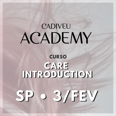 Curso Care Introduction - Cadiveu Academy