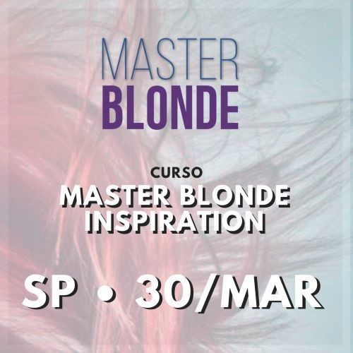 Curso MASTER BLONDE INSPIRATION