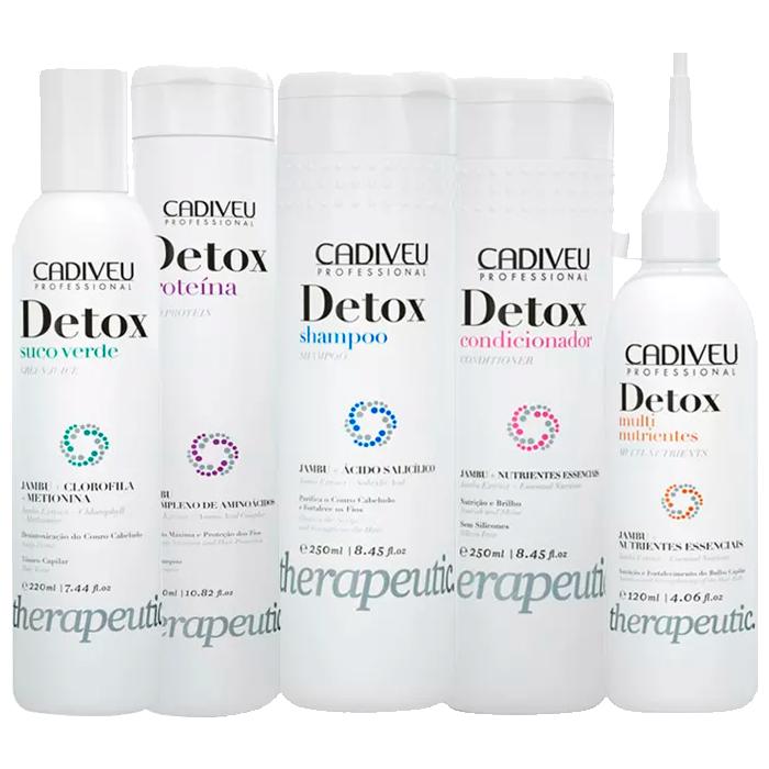 Detox - Kit Profissional
